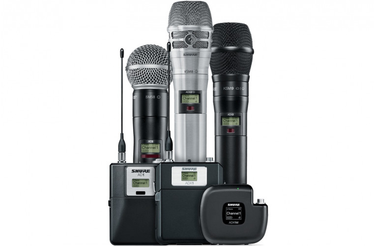 shure pic axient digital 5