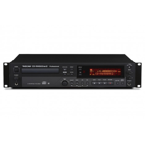 tascam pic cd rw900mkii 1