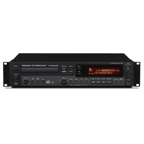 tascam pic cd rw901mkii 1
