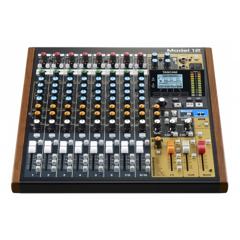 tascam pic model12 1