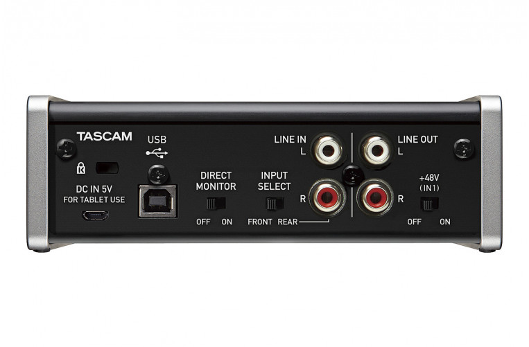 tascam pic us1x2 2