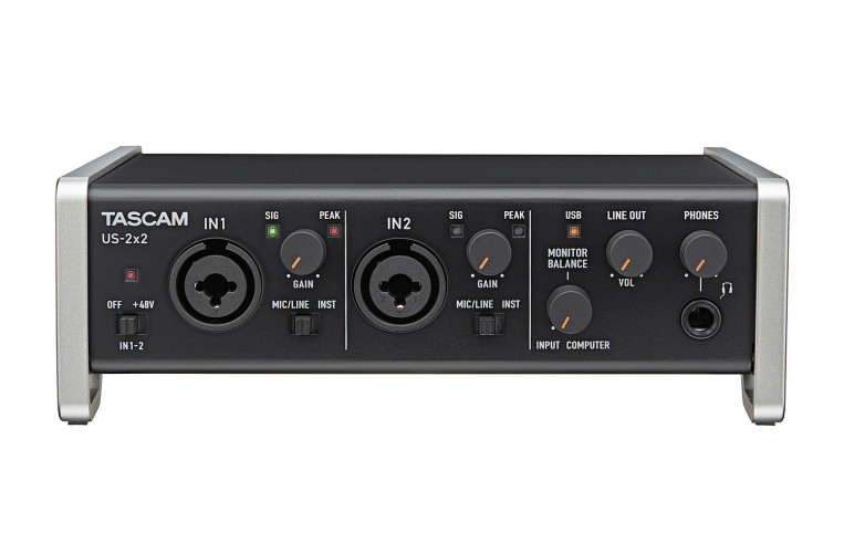 tascam pic us2x2 1
